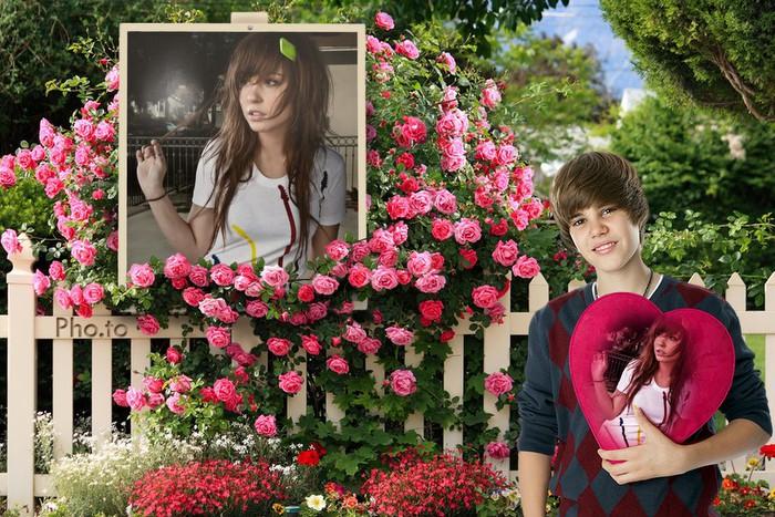 Efecto o fotomontaje con Justin Bieber online gratis 1139