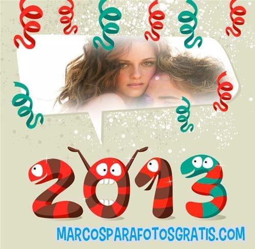 marcos de feliz año 2013