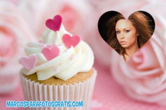 marcos de cupcake para fotos