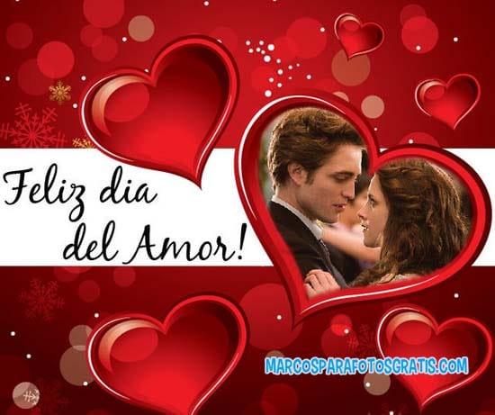 San Valentin Marcos Para Fotos Online